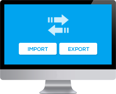 Import Export - Avartan WordPress Slider