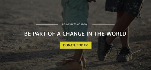 Charity Slider - Avartan