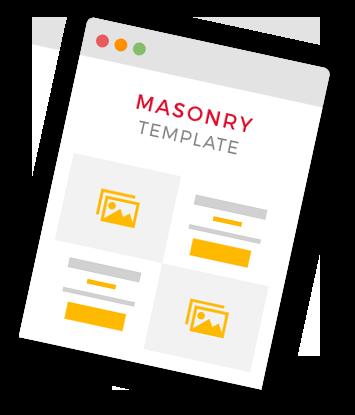 masonry-template