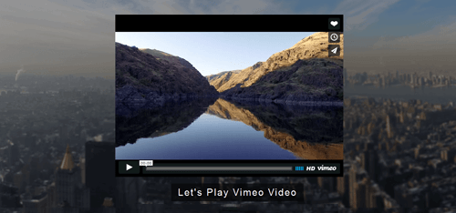 WordPress Video Slider Plugin - Avartan