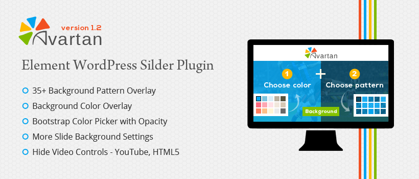 WordPress Responsive Slider – Avartan Slider pro v1.2 is out now!