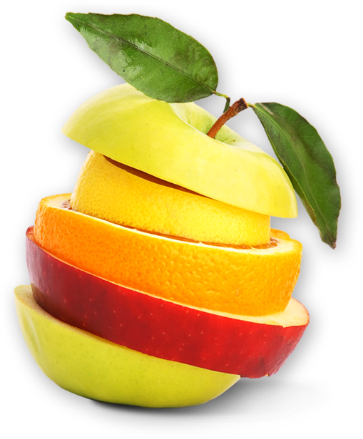 fruit slice image
