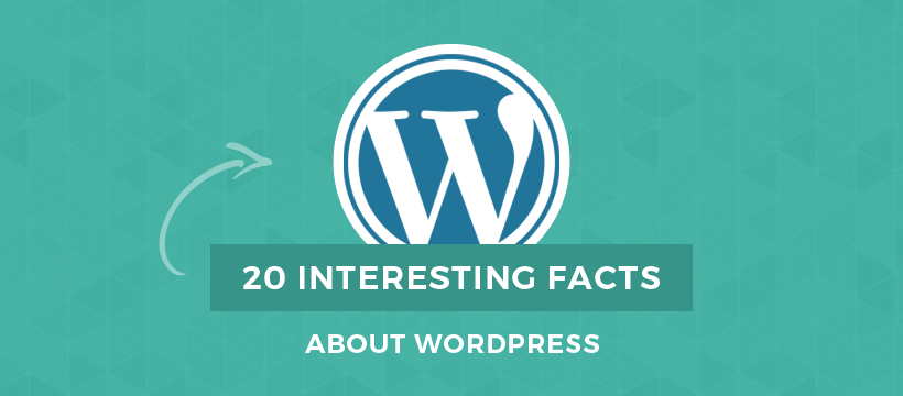 20 Interesting Facts about WordPress