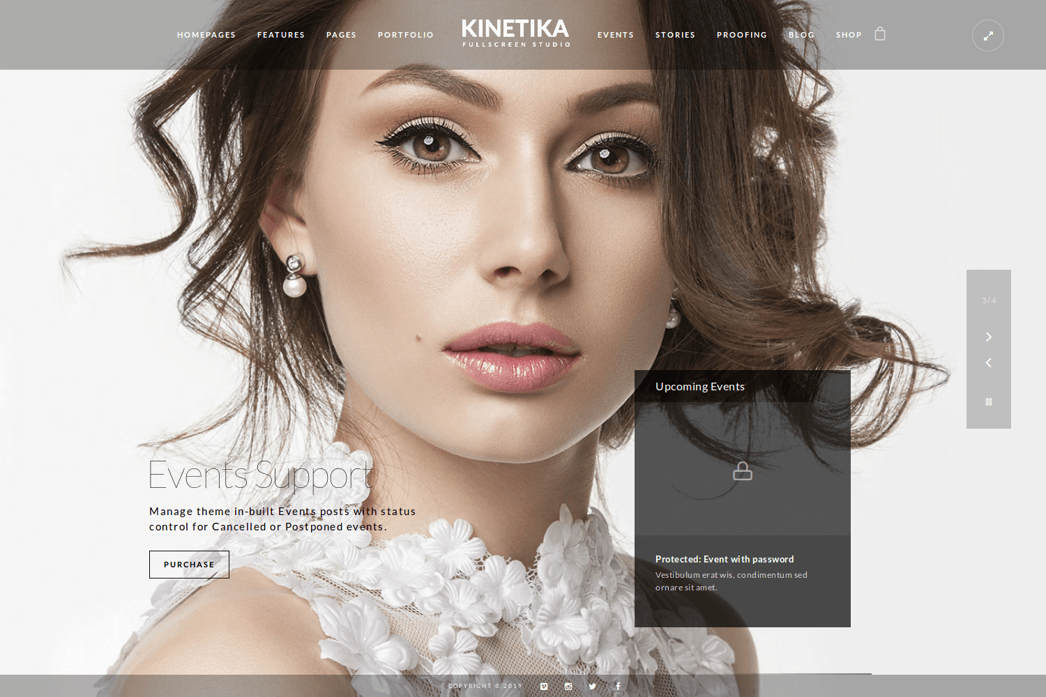 Kinetika WordPress Theme